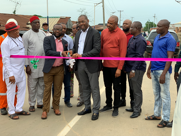 Commissioning the IPO Road
